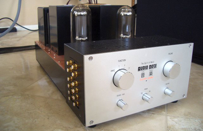 Cryogenic treated amp